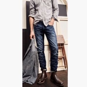 J. Crew 484 Slim Fit Selvedge Men's Jeans